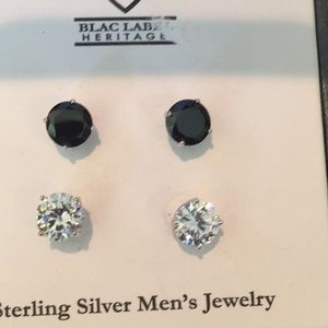 Other - Blac Label Heritage sterling silver earrings